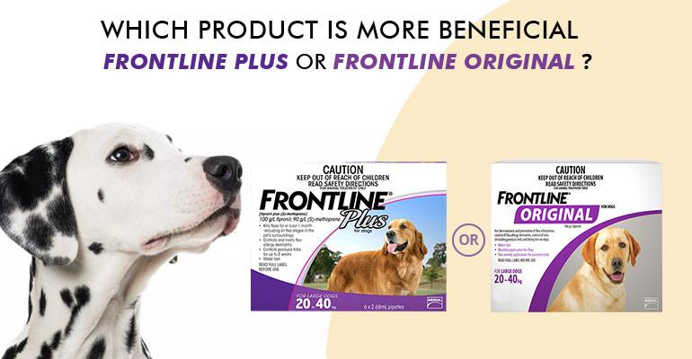 Frontline Plus and Frontline Original