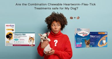 Are all in one (Flea, Tick and Heartworm) Treatments Safe to Use?